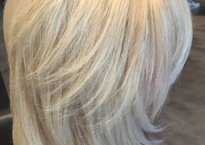 Beautiful Blonde Highlights by Amanda