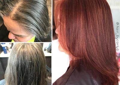 Color Transformation by Carly