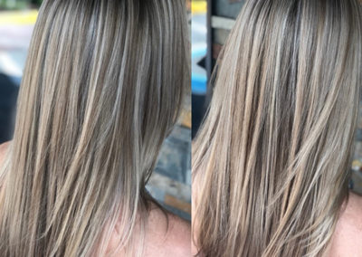 Blonde Highlights by Lauren