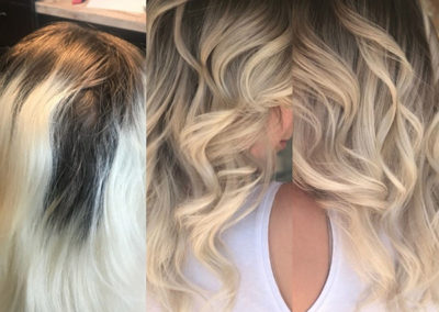Shadow Root to blend regrowth by Lauren