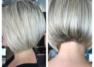 Stacked precision cut by Samara
